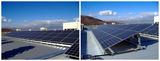 太陽光発電を設置しました。